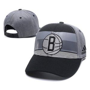 Brooklyn Nets Snapback Hat Adjustable Cap